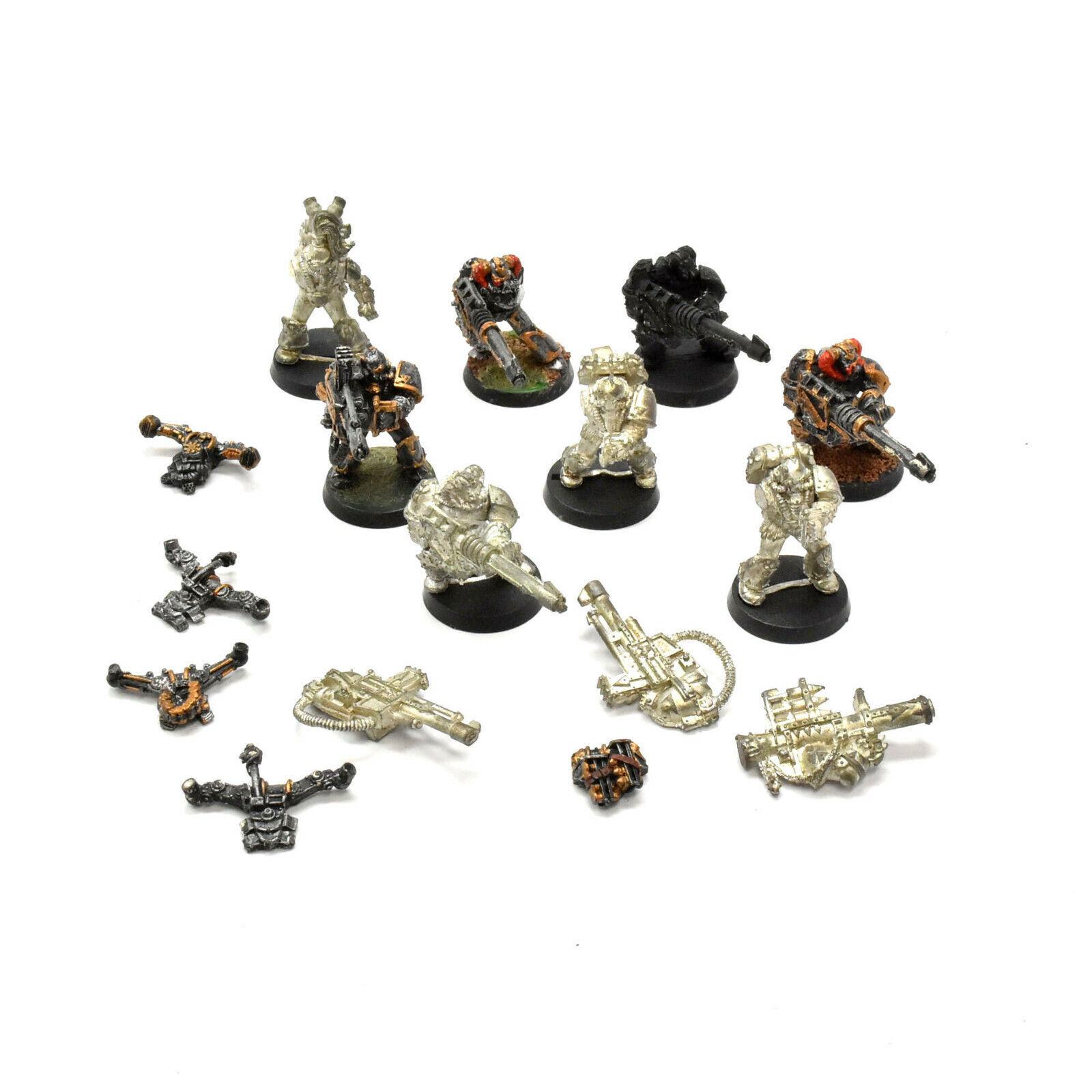 la mejor oferta de tienda online Caos marines marines marines espaciales 8 estragos  2 Warhammer 40K Metal estragos  venta caliente
