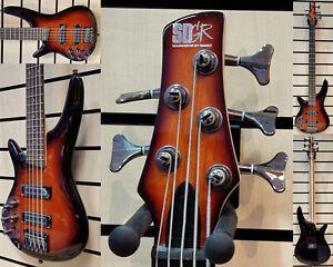 Ibanez | SR375E-AWB | 5-Saiter | E-Bass | Lefthand | Sondermodell | Whiskey