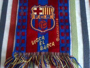 Bufanda F.C. Barcelona Scarf - Visca el Barça - España - Bufanda F.C. Barcelona Scarf - Visca el Barça - España