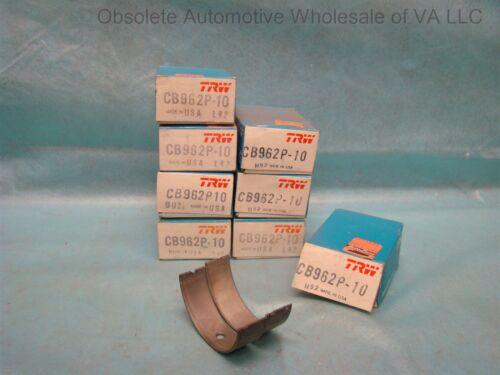 71 72 73 74 Ford 351C 5.8L 400 Connecting Rod Bearing 010 Set 8 Free ship USA