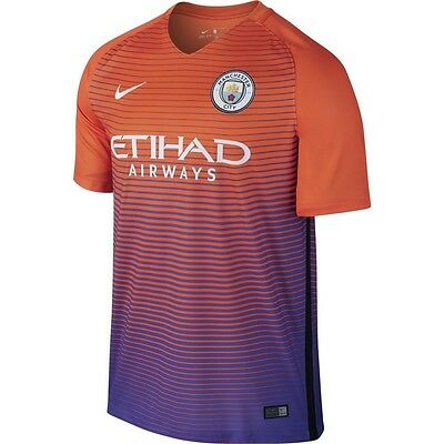low priced c5856 2a68a Nike Manchester City Season 2016 - 2017 Third Soccer Jersey ...