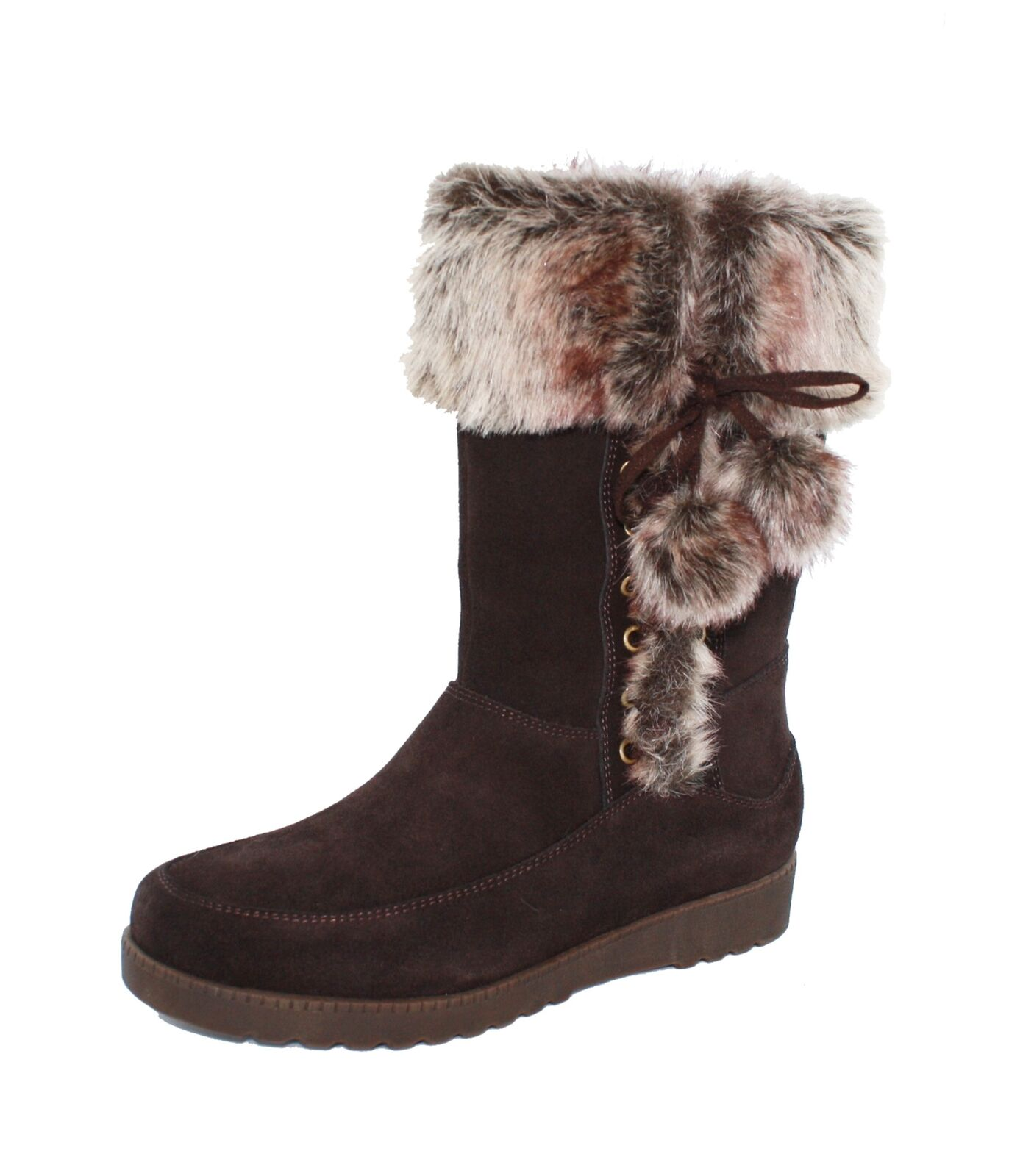 WHITE MOUNTAIN Forest' Women's Boot Brown 9.5 B(M) US