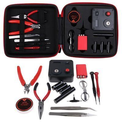 Coil Master DIY V3 Vape Tool Kit Art Home Repair Jig ohm Tweezer HIGH  QUALITY Ne | eBay