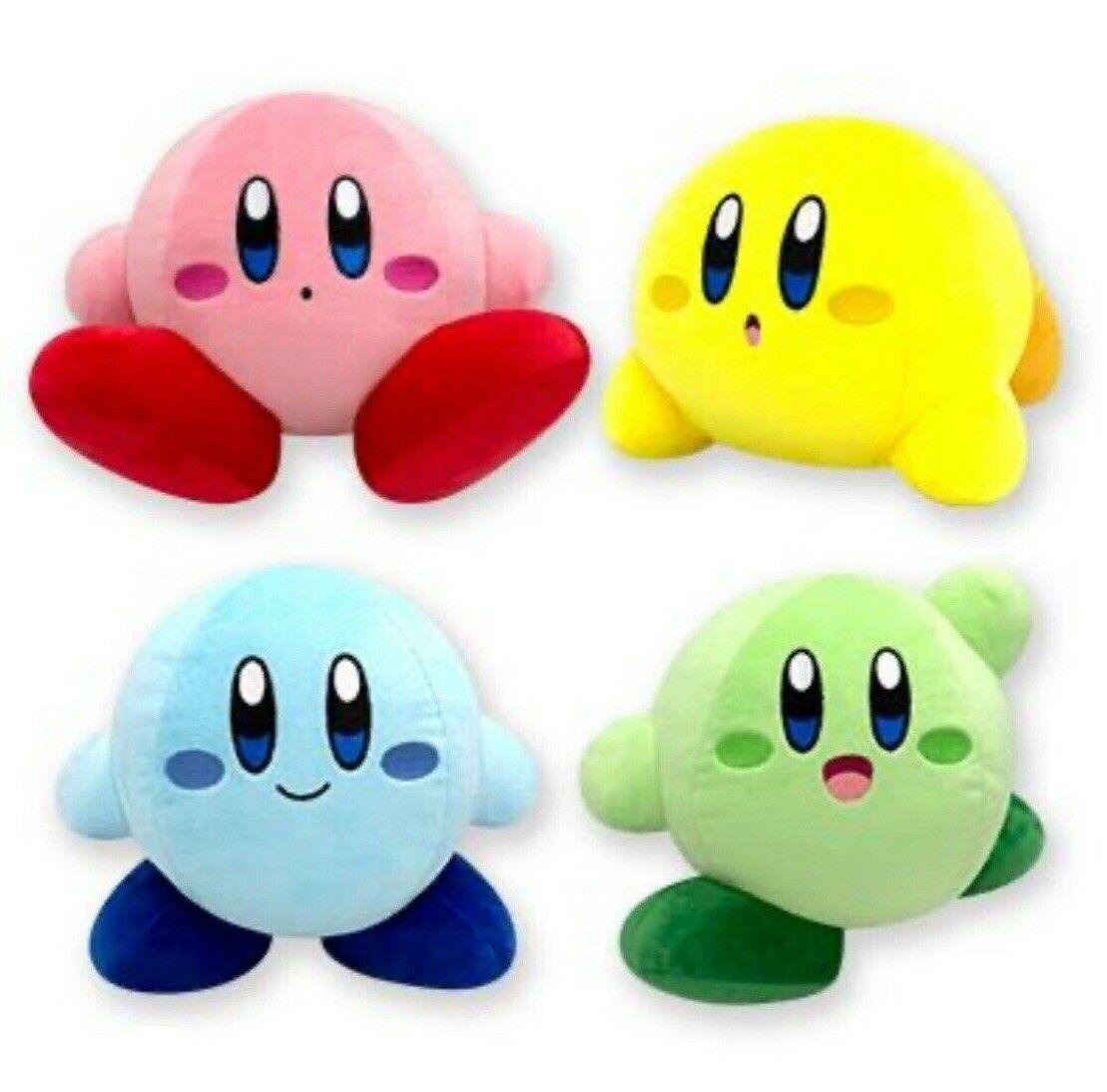 Hoshino Kirby Kirby's Dream Land Multi Farbe Plush Set of 4