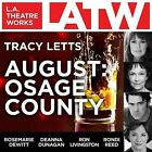 August: Osage County by Tracy Letts (CD-Audio, 2014)