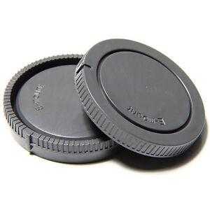 Camera-Body-Cover-Rear-Lens-Protect-Cap-For-Camera-A7-Sony-E-Mount-NEX-Lenses