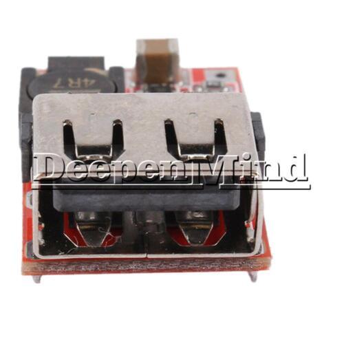 USB Charger Module 6-24V 12V//24V to 5V 3A CAR DC-DC Buck Step Down Converter