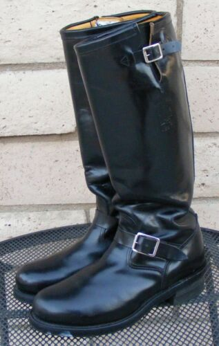 Chippewa 71418 Police Motorcycle Engineer Boots, 1
