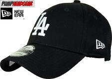 New Era 940 League Essential LA Dodgers Black Baseball Cap