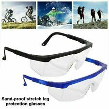 1~50PC Safety Goggles Over Glasses Lab Work Eye Protective Eyewear Medic USE LOT