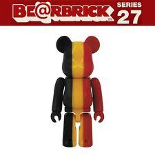 Medicom Be@rbrick Bearbrick Series 27 - FLAG of Belgium