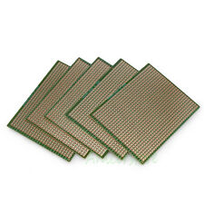 5pcs 70mm x 90mm Prototype Copper Strip PCB DIY Soldering Printed Circuit Board