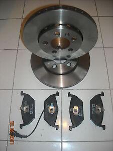 FRENI-ANT-dischi-pastiglie-per-AUDI-A2-1-4-TDI-diesel-1-4-1-6-FSI-benzina