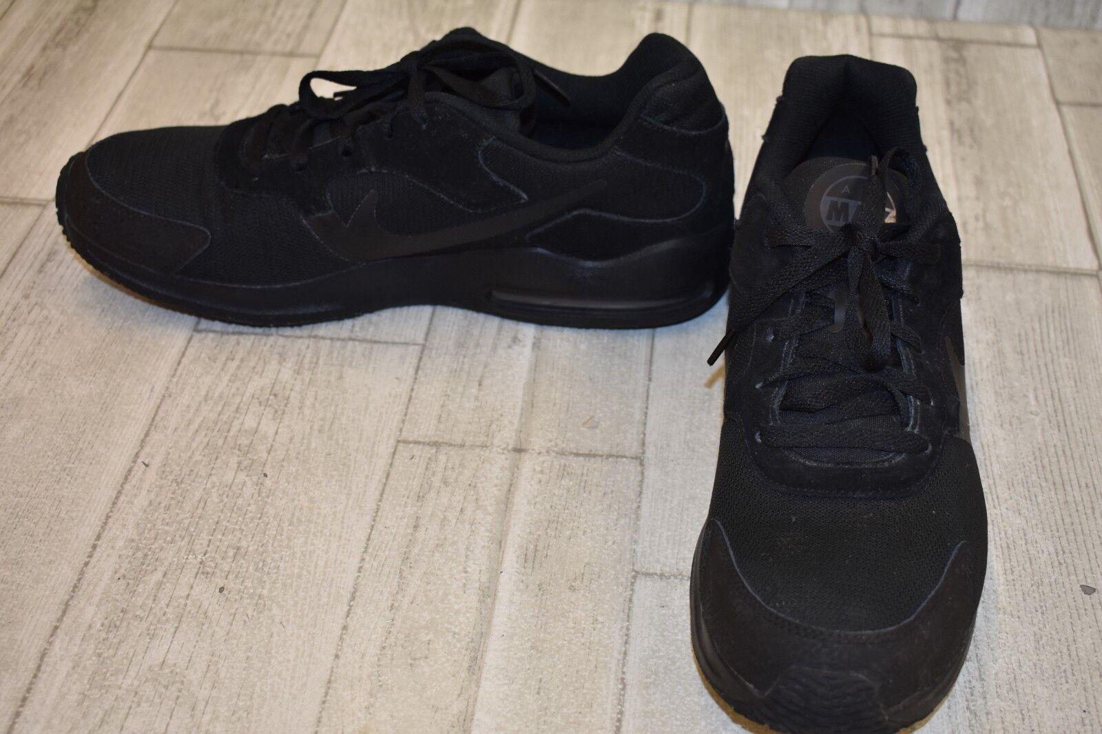 Nike air max guile athletic, scarpe da ginnastica, uomo 11,5, nero | Distinctive  | Gentiluomo/Signora Scarpa