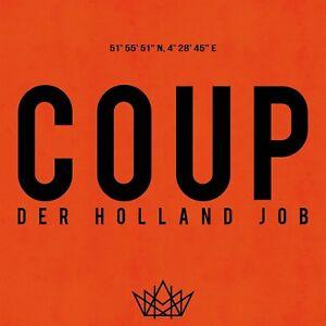 COUP - DER HOLLAND JOB PROGRESSIVE GOA TRANCE 2016 VOL. 1 CD NEW - Weinstadt, Deutschland - COUP - DER HOLLAND JOB PROGRESSIVE GOA TRANCE 2016 VOL. 1 CD NEW - Weinstadt, Deutschland