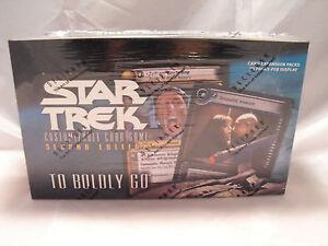 Star Trek CCG Sealed Booster Pack Selection