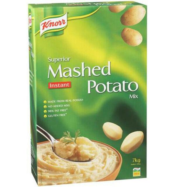 Knorr Kartoffelpüree