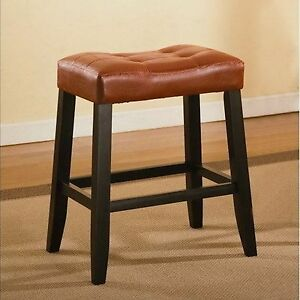 24 Quot Amp 29 Quot H Red Color Portman Saddle Leather Counter