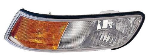 Fits 98-02 Mercury Grand Marquis turn Signal Lamp New LEFT Corner Light