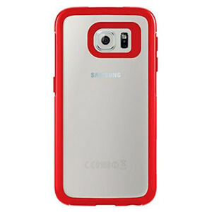 Otterbox-Funda-para-Samsung-Galaxy-S6-Scarlet-CRISTAL-SERIE-DE-Simetria