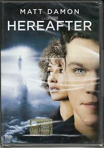 Dvd-HEREAFTER-di-Clint-Eastwood-con-Matt-Damon-nuovo-sigillato-2010