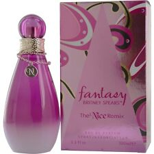 Fantasy The Nice Remix Britney Spears by Britney Spears Eau de Parfum Spray 3.3