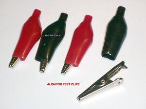 ALLIGATOR-TEST-CLIPS-5-AMP-4pc-NEW