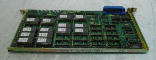 Used Fanuc F6T//M Rom Memory Board A16B-1200-0150 // 01A WARRANTY