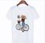 Wholesale-Fashion-Women-039-s-Casual-T-shirt-Short-Sleeve-Round-Neck-T-Shirts thumbnail 27