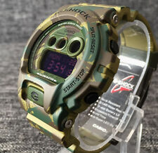 CASIO G SHOCK GD-X6900MC-3ER CAMOUFLAGE EDITION DIGITAL WR 200M BRAND NEW