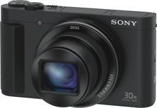 Artikelbild Sony DSC-HX 90 digitale Kompaktkamera CarlZeiss FullHD Schwarz