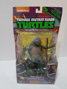 Donatello-1990-Movie-TMNT-Classics-Collection-6-034-Playmates-MOSC-NIP-New