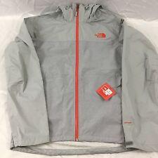 The North Face Men's Nov Venture Hooded Jacket Light Grey Heather NWOT Size M