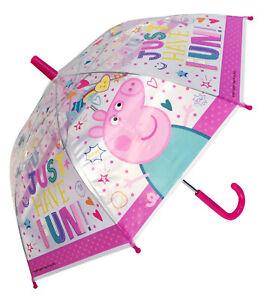 Licensed Jojo Siwa Kids Pink Bubble Umbrella Stick
