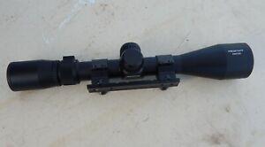 Nikon Prostaff Rimfire II - 3-9x40 Rifle Scope BDC150 reticle with rings/ rail