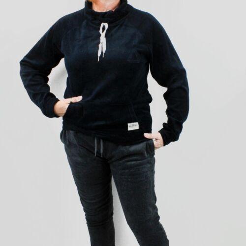 Velvet Femme Casual de détente Survêtement Ensemble Hiver Doux Lounge Costume Nightwear