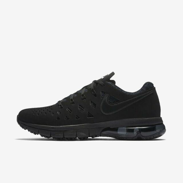 d4f5effdd5 Nike Air Trainer 180 Triple Black 916460-003 Men's Cross Training Gym Shoes  ...
