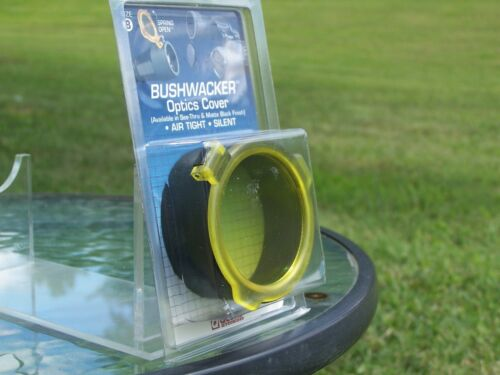 Bushwacker Optics Cover See-Thru Size 8 **New in Package**