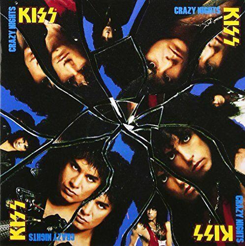 Kiss-Crazy Nights [CD]