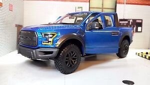 Details About 1 24 Scale 2010 Ford 4x4 F150 Se Raptor Pickup Maisto Diecast Model Car F 150
