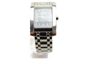 Fendi-Watch-7000L-22mm-Quartz-Women-039-s-Black-X-Silver-825818