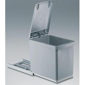 Küchen Einbau Abfalleimer 30 DT, 1x 16 L, Mülleimer, Abfallsammler ...