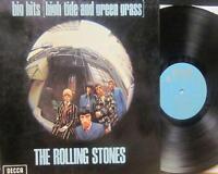 The Rolling Stones(Vinyl LP Gatefold)Big Hits-Decca-TKL1 101-Italy-VG+/VG+
