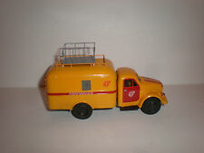 1/43 Russian truck AT-60 on chassis  GAZ-51A / 1970's Vector-Models Handmade