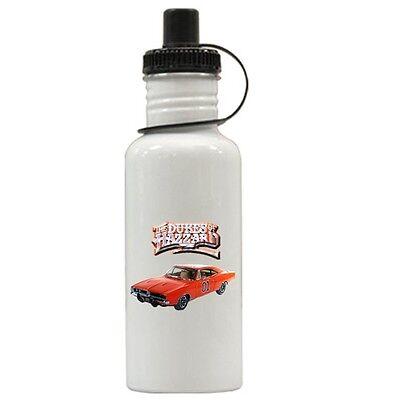 Personalized Custom Dukes of Hazzard Water Bottle Gift
