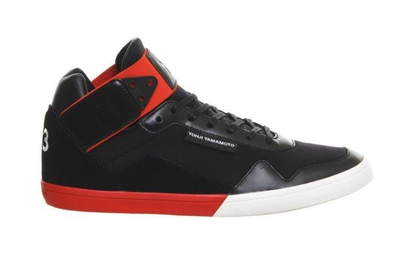 Adidas Y-3 Yohji Yamamoto Kazuhuna S83151 Limited Red Black Sneaker Limited Rare