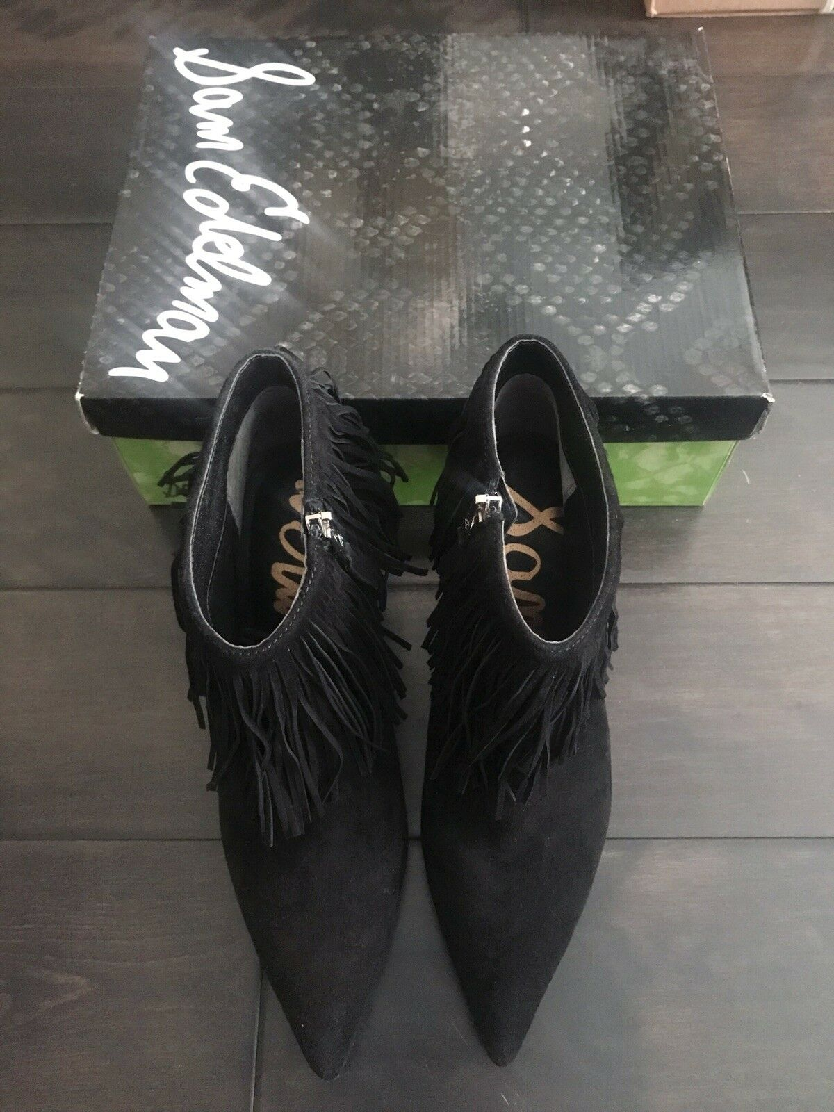 Sam edelman Ankle stivali With Box