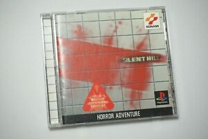 PlayStation-1-Silent-Hill-1-Japan-PS1-game-US-Seller