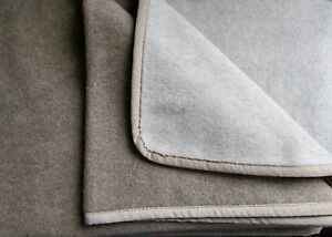 couverture-wendeplaid-beige-Mocca-avec-cachemire-Fabrique-en-Allemagne