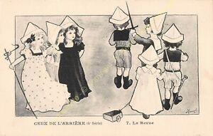 CPA Illustrator Maryel Circa 1914 1918 Series 4 n7